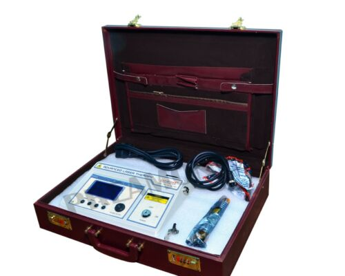 Computerised Low Level cold laser therapy Portable Pain Recovery LLLT CE Certify
