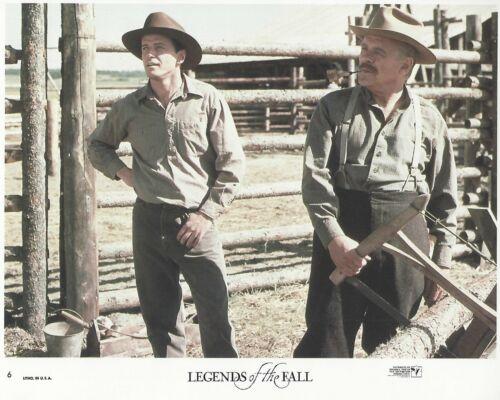 Legends Of The Fall Original 8x10 Lobby Card Poster 1994 Photo #6 Quinn Hopkins