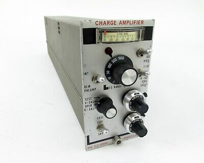 Unmarked Unholtz-dickie Mod. D22 Series Charge Amplifier