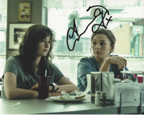 ASHLEIGH CUMMINGS SIGNED AUTHENTIC NOS4A2 8x10 PHOTO B COA ACTRESS THE GOLDFINCH