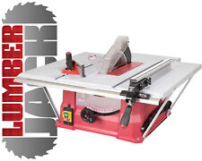 10 Inch Bench Top Table Saw 240V With TCT Circular Blade