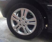 Mercedes Benz B200 W245 2005 Mags with Tyres Cheltenham Charles Sturt Area Preview
