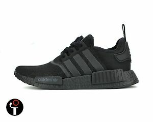 ADIDAS-NMD-R1-7-13-TRIPLE-BLACK-CORE-BLACK-S31508-BOOST-XR1-100-AUTHENTIC