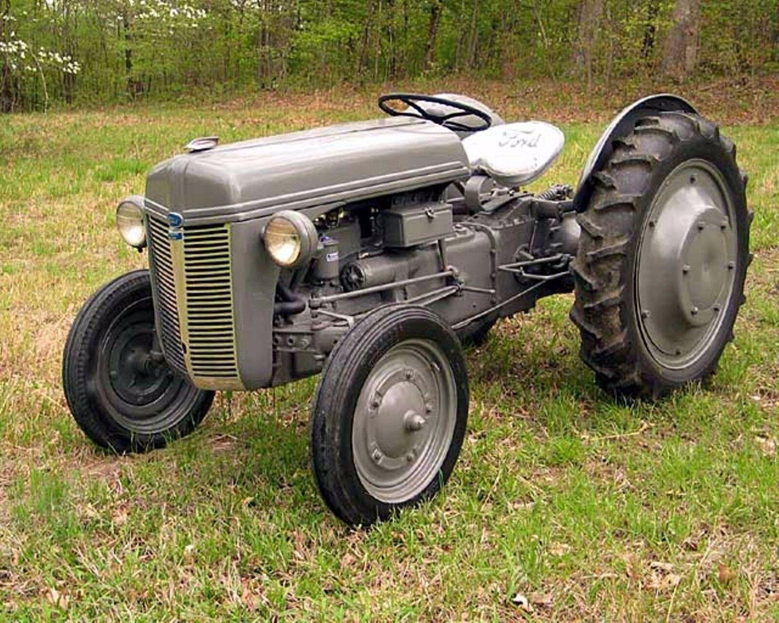 Ford 2n 8n 9n Tractor Workshop Parts Manual 399 Picclick Uk Pdf 3 Of 5 4