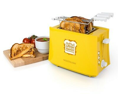 Sandwich Toaster Grilled Cheese Machine Cooker Food Breakfast Cooking Nostalgia