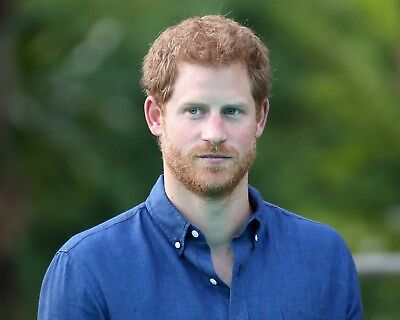 Prince Harry 8 X 10   8X10 Glossy Photo Picture
