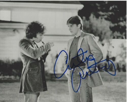 ACTOR CURTIS ARMSTRONG SIGNED 8x10 PHOTO w/COA RISKY BUSINESS TOM CRUISE MOVIE