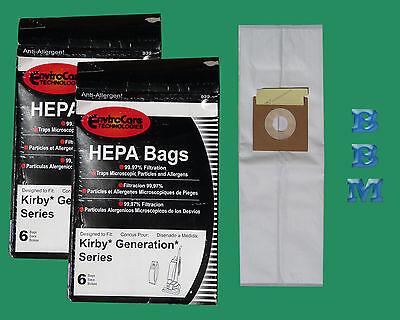12 Best HEPA for Kirby Vacuum Cleaner Allergy Bag G3 G4 G5 G6 G7 G8
