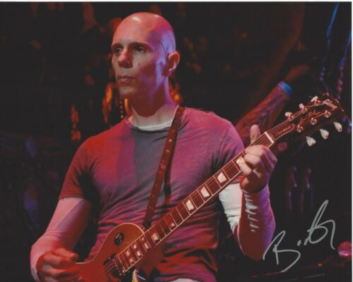 GUITARIST BILLY HOWERDEL SIGNED 8x10 PHOTO 3 w/COA A PERFECT CIRCLE ASHES DIVIDE