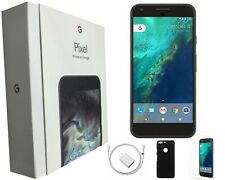 Google Pixel Bundle - 32GB - Quite Black (Unlocked/Open Box/Free 2-Day Shipping)