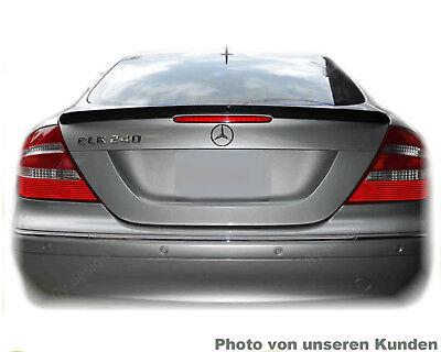 Mercedes CLK W209 AMG Type Kofferraumlippe unbiegsam ABS bessere Bodenhaftung