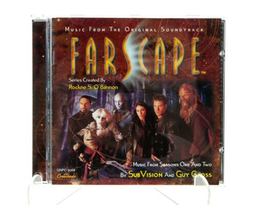 Farscape Original Soundtrack Music from Seasons 1 and 2 on CD