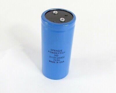 5x  .05uF 200V DC Radial Polyester Film Orange Drop Capacitor .05mfd 200VDC