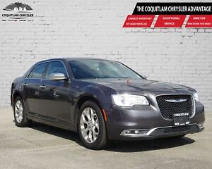 2017 Chrysler 300C C- LEATHER, NAV, SUNROOF!!