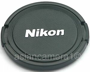 Snap-on-Front-Lens-Cap-For-Nikon-Coolpix-P520-P-520-Safety-Dust-Cover-with-cord