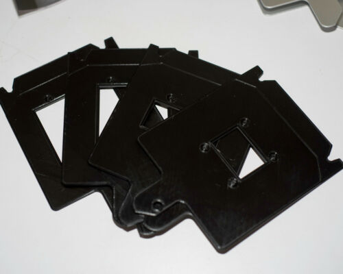 3D Printed Beseler Printmaker 67 Negative Carrier (Pick-A-Size)