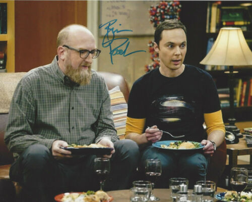 BRIAN POSEHN SIGNED AUTHENTIC 'THE BIG BANG THEORY' 8x10 PHOTO w/COA ACTOR