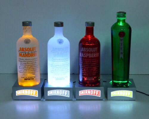 Smirnoff Bar Glorifier led lighting colors bar pub man cave vodka