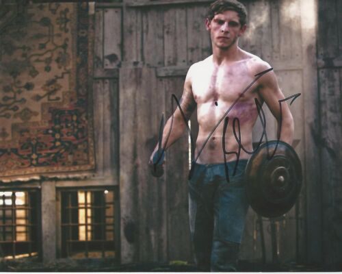 Jamie Bell HAND SIGNED 10x8 Photo Image A UACC Registered dealer