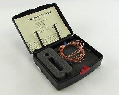 Endevco 2222d Piezoelectric Accelerometer W Calibration Certificate