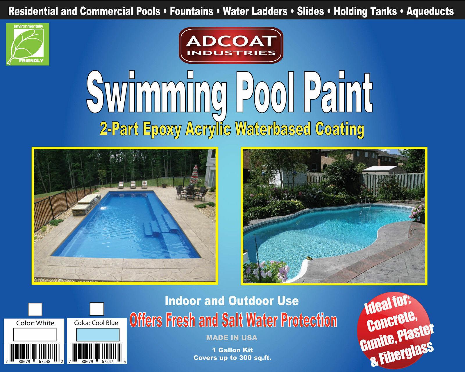 swimming pool paint 2 part epoxy acrylic