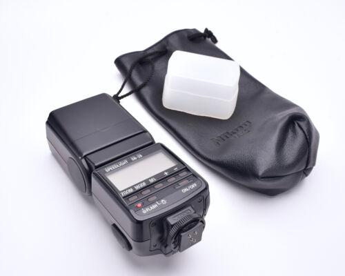 Nikon Speedlight SB-28 with Case & Diffuser Flash (#7765)