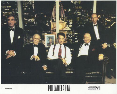 Philadelphia Original 8x10 Lobby Card Poster 1993 Photo # 1 Tom Hanks