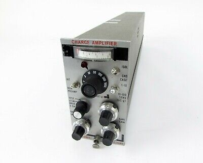 Unholtz-dickie D22pmgs-hu Charge Amplifier