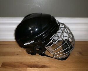 Youth size Large helmet with cage