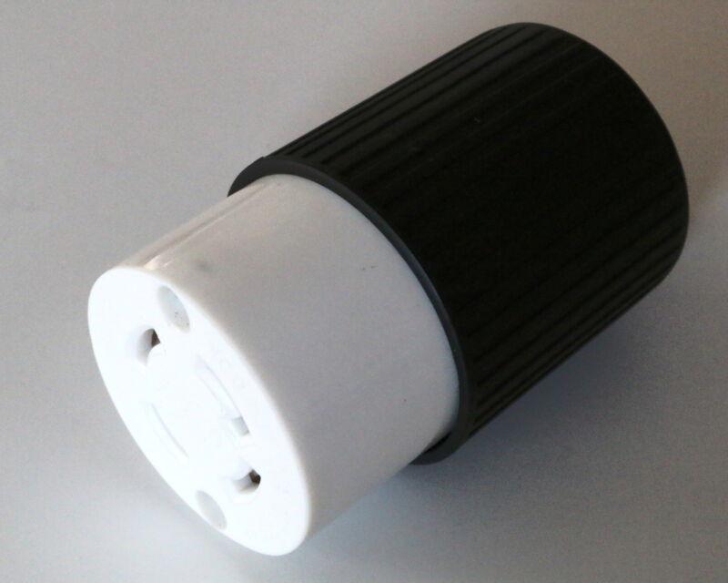 NEMA- L14-30 UL Listed Locking Femalel Generator Plug 30A 125/250V (L14-30C)