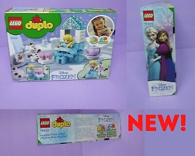 LEGO DUPLO Disney Frozen Olafs tea party 10920. NEW!!