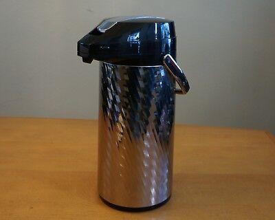 Newco 2.2l Airpot Peacock Vacuum Coffee Pump