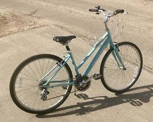 Women's Specialized Crossroads Step Through Hybrid Bicycle