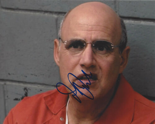 JEFFREY TAMBOR SIGNED 'ARRESTED DEVELOPMENT' 8X10 PHOTO tCOA ACTOR TRANSPARENT
