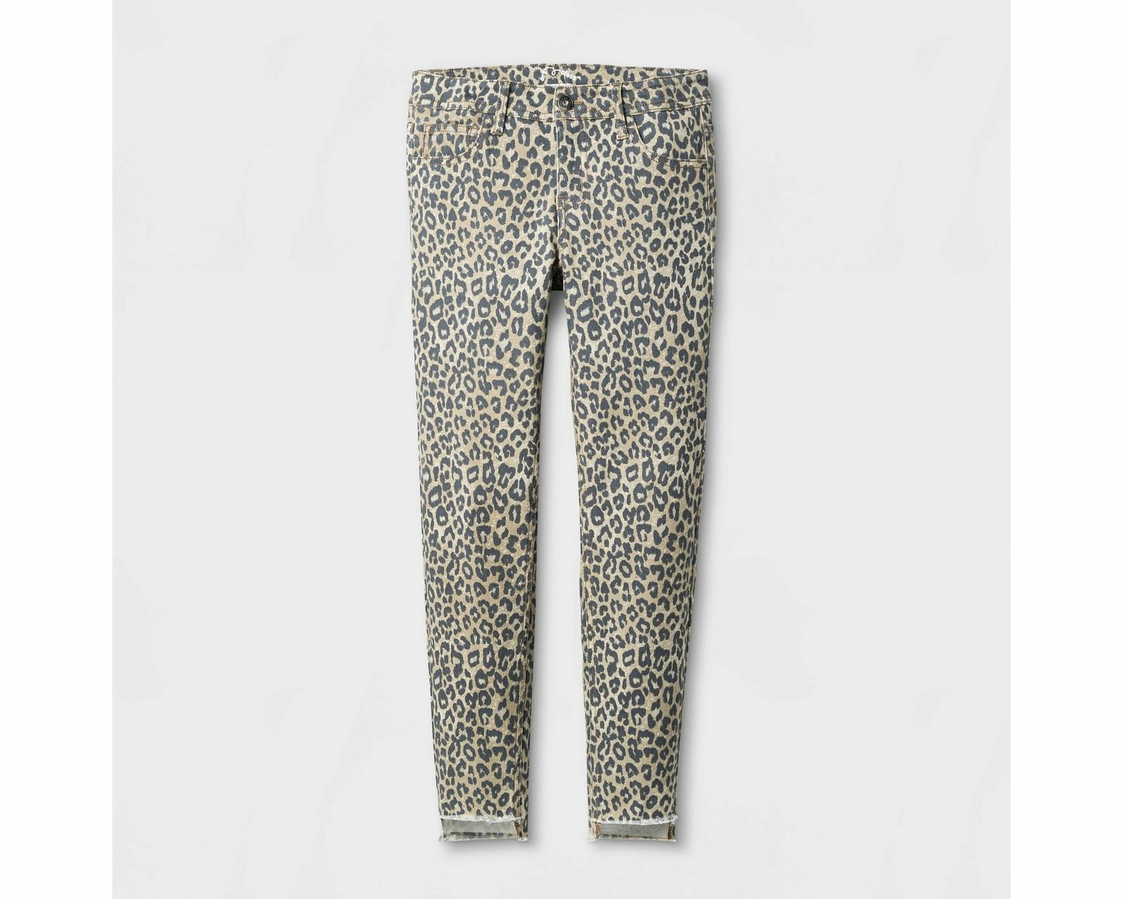 Girls' Leopard/Cheetah Print Super Skinny Jeans Pants by Art Class – Size 10 Clothing, Shoes & Accessories