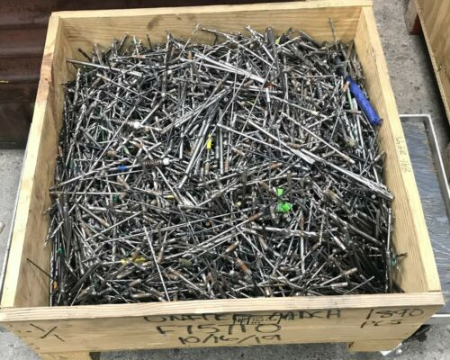 3 LBS OF ASSORTED DRILL BITS AND REAMERS