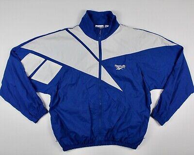 Vintage 90s Reebok Rickson Gracie Jiu Jitsu MMA Windbreaker Jacket