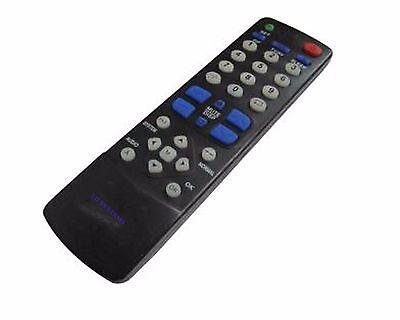 UNIVERSAL TV REMOTE CONTROL MODEL F-2100 Intelligent lock settings NEW