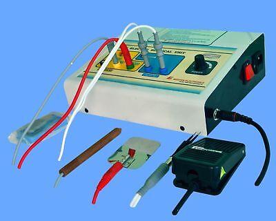 New Mini Electro Surgical Generator Electro Cautery Bipolar Monopolar Machine