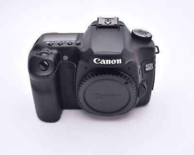 Canon EOS 40D 10.1 MP Digital Camera Body Only with Accessories (#6041)