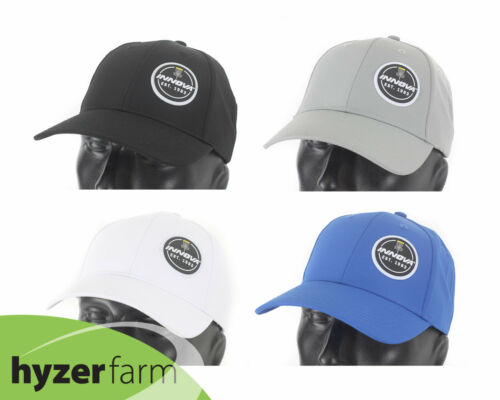 INNOVA WELD 1983 LOGO PERFORMANCE HAT *pick your color* Hyzer Farm disc golf cap