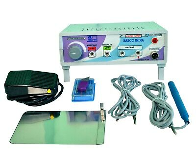 New Electro Surgical Cautery Electro Surgical Generator Monopolar Bipolar Unit