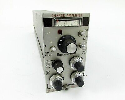 Unholtz-dickie D22pmgs-hu Mod. D22 Series Charge Amplifier