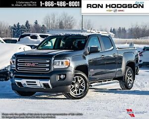 2016 Gmc Canyon SLE CREW ALL-TERRAIN V6 HTD SEATS RMT START
