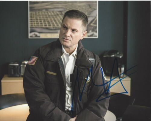 ACTOR SHEA WHIGHAM SIGNED FARGO 8x10 SHOW PHOTO w/COA TO THE STARS TAKE SHELTER
