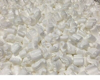 Packing Peanuts Anti Static Loose Fill 150 Gallons 20 Cubic Feet White
