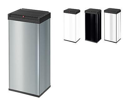 Hailo Big-Box® Swing XL 52L Grossraum Abfallbox Schwingdeckel Mülleimer Abfallsa (Große Küche Mülleimer)