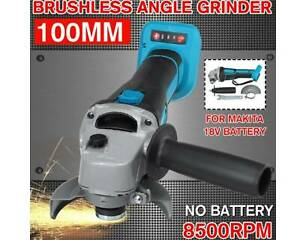 Cordless Angle Grinder Replaces For Makita 18 V Li-ion 100mm Brushless