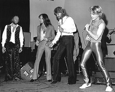 """Andy Gibb / Bee Gees 10"""" x 8"""" Photograph no 7"""
