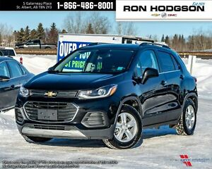 2018 Chevrolet Trax LT RMT START BLUETOOTH $140 B/W